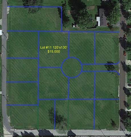 Lot #11 Kavanaugh Street, Trenton, MO 64683 (#2310474) :: Eric Craig Real Estate Team