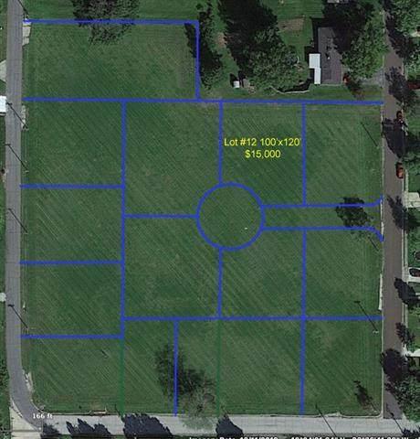 Lot #12 Kavanaugh Street, Trenton, MO 64683 (#2310475) :: Eric Craig Real Estate Team