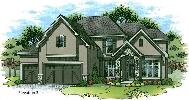 4208 W 156th Street, Overland Park, KS 66224 (#2310638) :: Ron Henderson & Associates