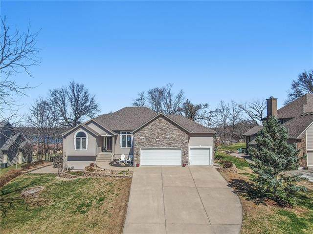 9810 NW 75th Street, Weatherby Lake, MO 64152 (#2310781) :: Ask Cathy Marketing Group, LLC