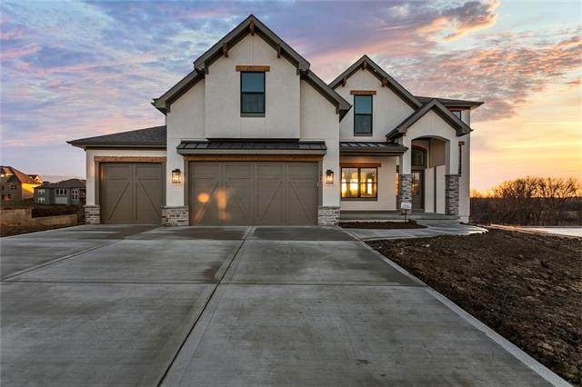 11416 Bluestem (Lot 19) Drive, Kearney, MO 64060 (#2310960) :: Five-Star Homes