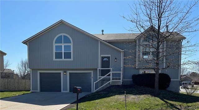 17310 S Agnes Street, Gardner, KS 66030 (MLS #2311073) :: Stone & Story Real Estate Group