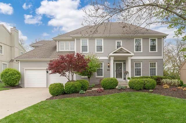 12201 Beverly Street, Overland Park, KS 66209 (MLS #2311124) :: Stone & Story Real Estate Group