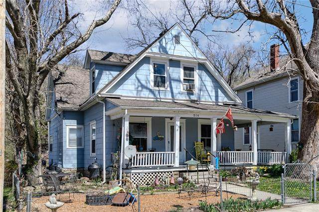514 Benton Avenue, Excelsior Springs, MO 64024 (#2311127) :: Eric Craig Real Estate Team