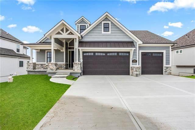 12405 W 169th Street, Overland Park, KS 66221 (#2311168) :: Five-Star Homes