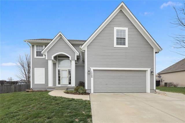 1208 N 3rd St East N/A, Louisburg, KS 66053 (#2311287) :: Dani Beyer Real Estate