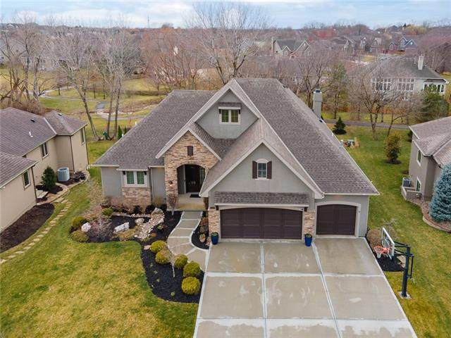 15620 Windsor Street, Overland Park, KS 66224 (#2311295) :: Ron Henderson & Associates