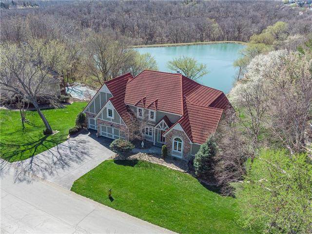1105 NE Moss Point Road, Lee's Summit, MO 64064 (MLS #2311449) :: Stone & Story Real Estate Group