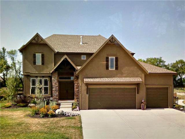 21145 W 108th Terrace, Olathe, KS 66061 (#2311589) :: Audra Heller and Associates