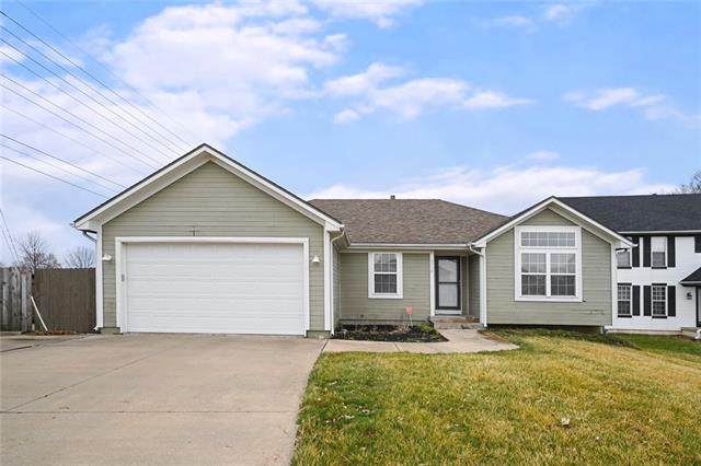 1710 N Ashley Drive, Independence, MO 64058 (MLS #2311638) :: Stone & Story Real Estate Group