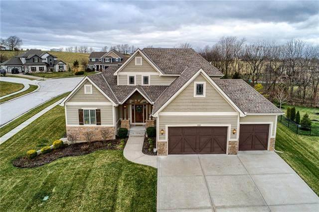 11302 Taylor Drive, Liberty, MO 64068 (#2311851) :: Ron Henderson & Associates