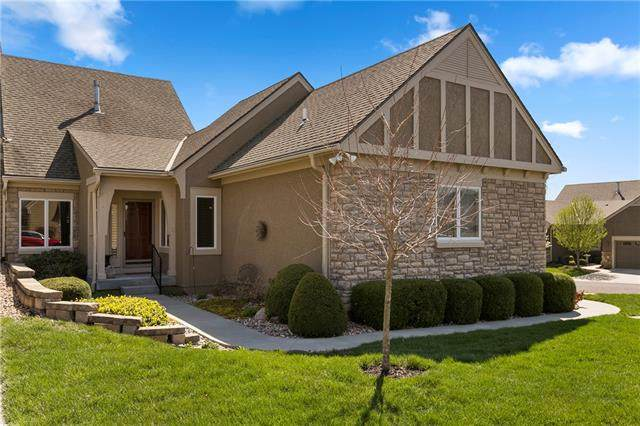 7895 W 157TH Terrace, Overland Park, KS 66223 (MLS #2312027) :: Stone & Story Real Estate Group