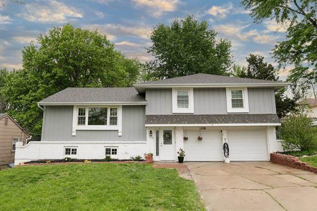 1208 NW 66th Terrace, Kansas City, MO 64118 (#2312032) :: Team Real Estate