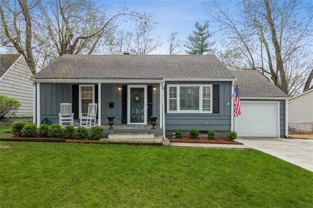 4141 W 73rd Street, Prairie Village, KS 66208 (#2312109) :: Five-Star Homes