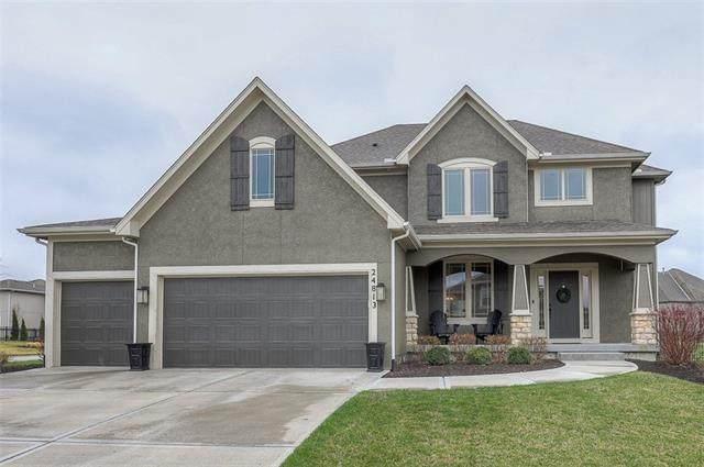 24813 W 91st Terrace, Lenexa, KS 66227 (MLS #2312122) :: Stone & Story Real Estate Group