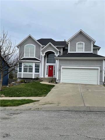 31530 W 84 Terrace, De Soto, KS 66018 (MLS #2312306) :: Stone & Story Real Estate Group