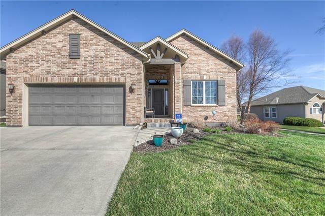 21904 W 121st Street, Olathe, KS 66061 (MLS #2312330) :: Stone & Story Real Estate Group
