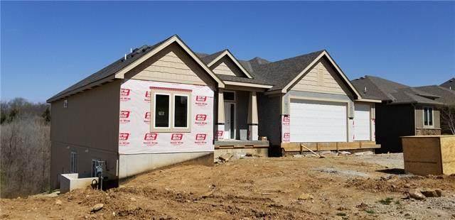 13326 W 49th Terrace, Shawnee, KS 66216 (#2312343) :: Ron Henderson & Associates