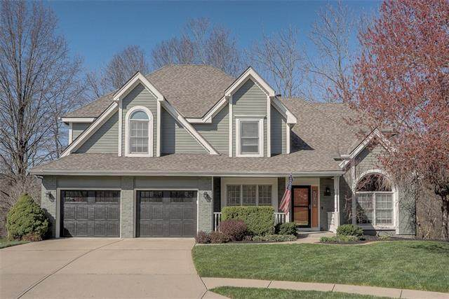 1520 Wellington Way, Liberty, MO 64068 (MLS #2312422) :: Stone & Story Real Estate Group