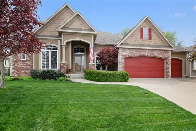 23513 W 72nd Terrace, Shawnee, KS 66227 (#2312546) :: Team Real Estate