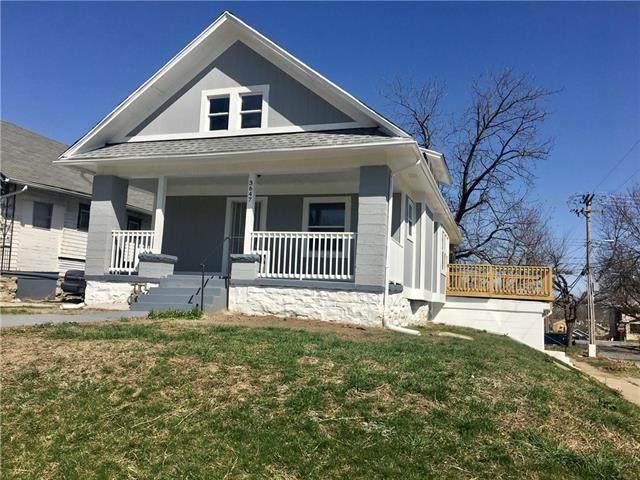 3647 College Avenue, Kansas City, MO 64128 (#2312692) :: Five-Star Homes
