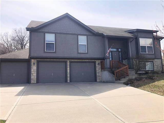 707 Highland Drive, Leavenworth, KS 66048 (#2312704) :: Dani Beyer Real Estate