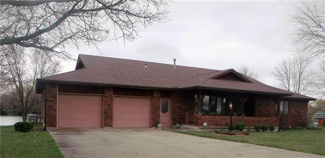 36 Lakeview Drive, Garnett, KS 66032 (#2312711) :: Five-Star Homes