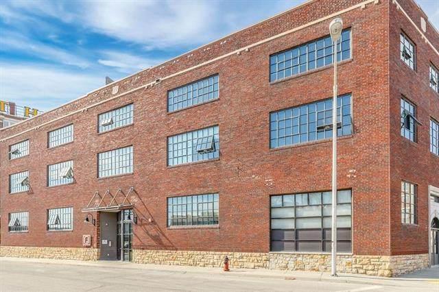 2120 Wyandotte Street #19, Kansas City, MO 64108 (#2312747) :: Ron Henderson & Associates