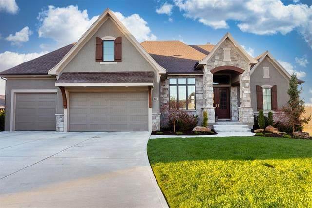 11703 W 157 Terrace, Overland Park, KS 66221 (#2312767) :: Five-Star Homes