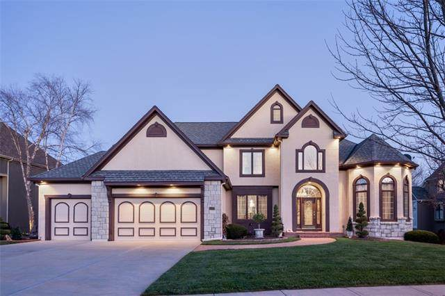 15422 Iron Horse Circle, Leawood, KS 66224 (#2312880) :: Audra Heller and Associates