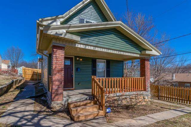 1328 E 41ST Street, Kansas City, MO 64110 (MLS #2313089) :: Stone & Story Real Estate Group