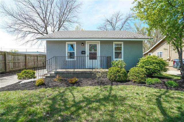 231 N Blake Street, Olathe, KS 66061 (MLS #2313167) :: Stone & Story Real Estate Group
