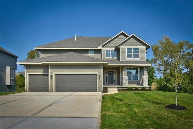 4533 Millridge Street, Shawnee, KS 66226 (#2313209) :: The Rucker Group