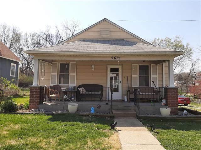2615 W 40th Avenue, Kansas City, KS 66103 (MLS #2313219) :: Stone & Story Real Estate Group