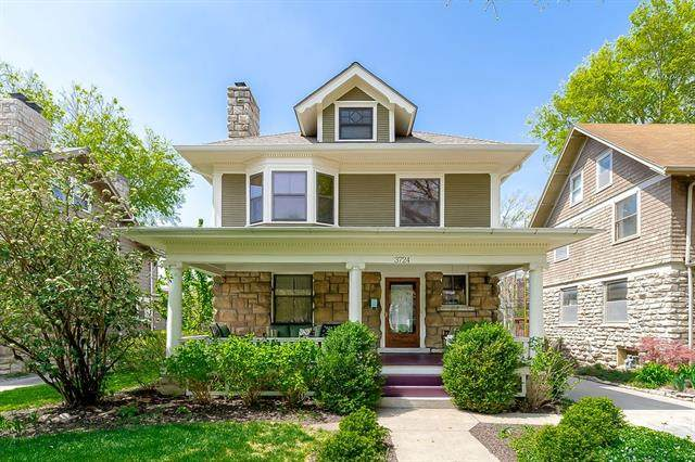 3724 Jefferson Street, Kansas City, MO 64111 (#2313286) :: Beginnings KC Team