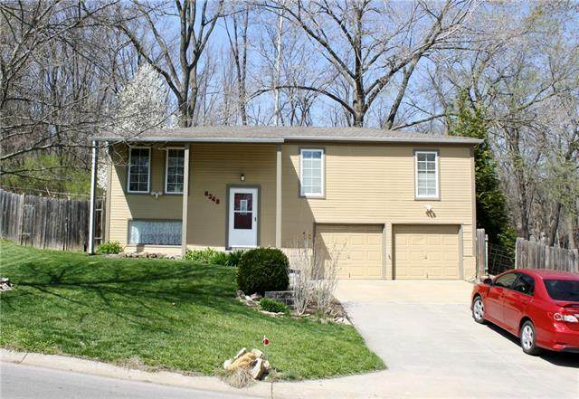 6348 NW 49th Street, Parkville, MO 64152 (#2313334) :: The Rucker Group