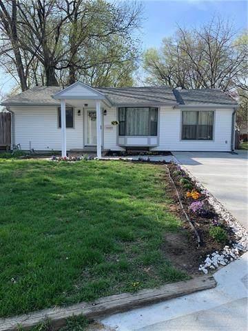 10423 W 56TH Street, Shawnee, KS 66203 (#2313498) :: Ron Henderson & Associates