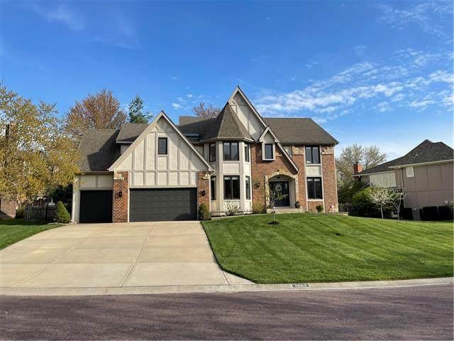 8601 W 138 Terrace, Overland Park, KS 66223 (#2313605) :: Audra Heller and Associates