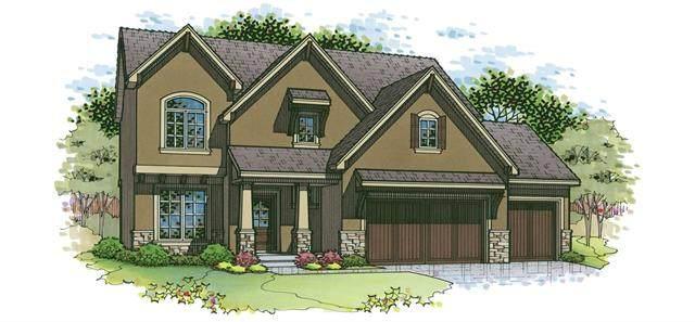16605 S Lichtenauer Drive, Olathe, KS 66062 (#2313654) :: Dani Beyer Real Estate
