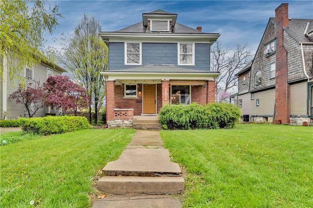 3831 Wyandotte Street, Kansas City, MO 64111 (#2313820) :: Team Real Estate