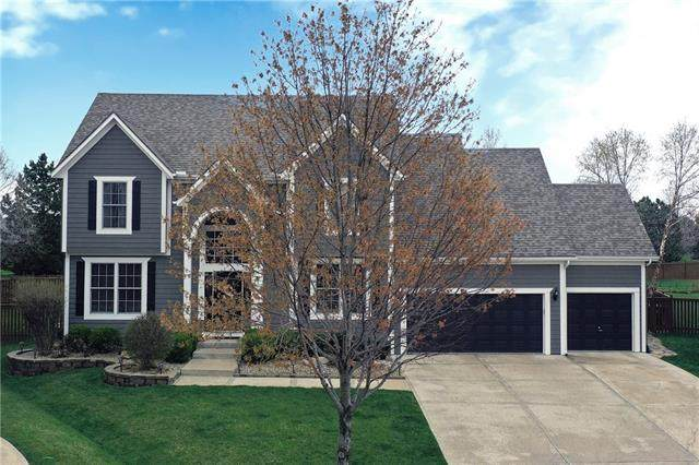 16815 W 161st Terrace, Olathe, KS 66062 (#2313919) :: Five-Star Homes