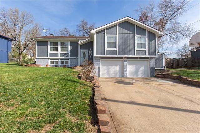 1504 W Cedar Street, Olathe, KS 66061 (#2313970) :: Ron Henderson & Associates