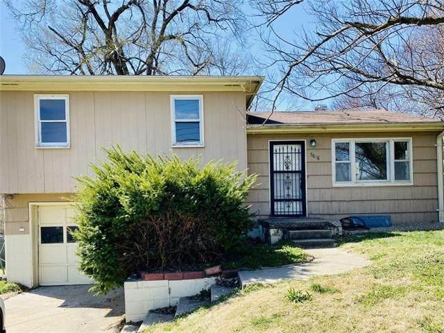 5618 S 9th Street, St Joseph, MO 64504 (#2314055) :: Ron Henderson & Associates