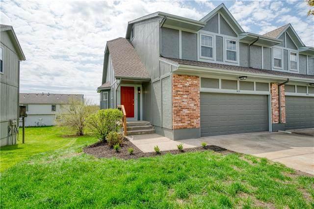 6631 W 151st Place, Overland Park, KS 66223 (#2314133) :: Ron Henderson & Associates