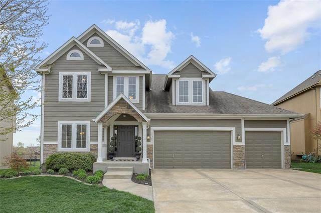 16395 W 165 Terrace, Olathe, KS 66062 (MLS #2314211) :: Stone & Story Real Estate Group