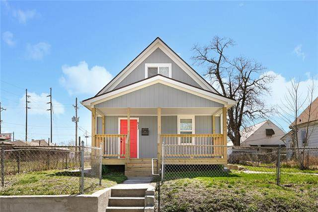 833 Scott Avenue, Kansas City, KS 66105 (#2314265) :: Ron Henderson & Associates