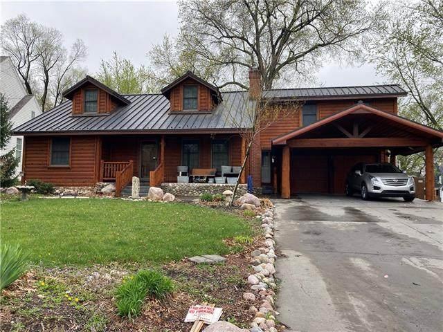 4003 W 72nd Terrace, Prairie Village, KS 66208 (#2314327) :: Five-Star Homes