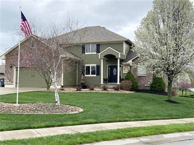 1200 Buckeye Lane, Pleasant Hill, MO 64080 (#2314376) :: Ask Cathy Marketing Group, LLC
