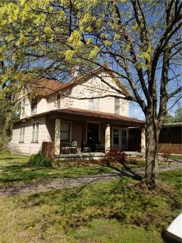 206 S Judson Street, Fort Scott, KS 66701 (#2314382) :: The Rucker Group