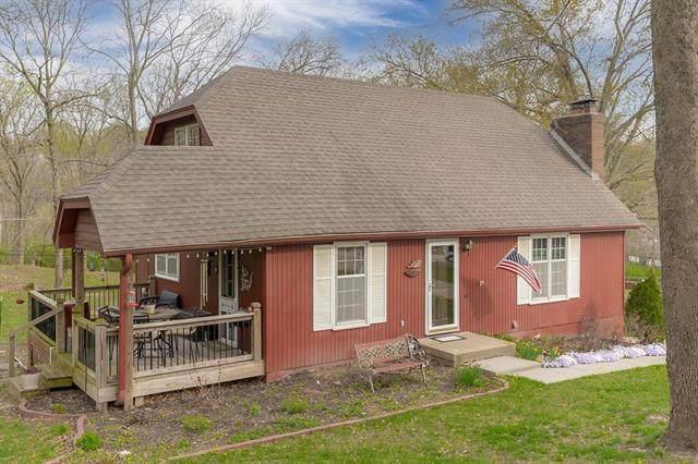 6709 NW Willowick Lane, Kansas City, MO 64152 (#2314411) :: Ron Henderson & Associates